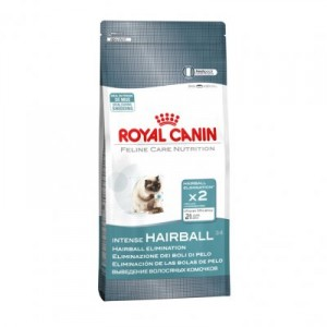 pienso para gatos de royal canin hairball
