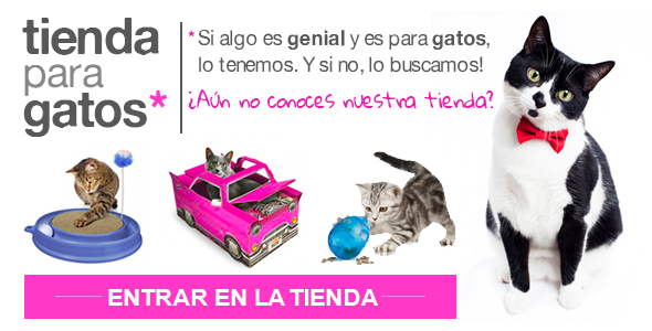 Tienda para gatos