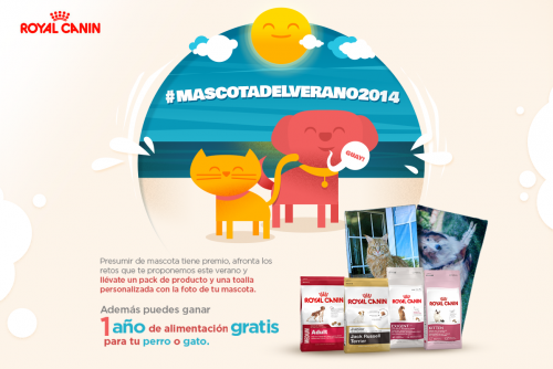 concurso royal canin