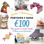 Sorteo 7 Aniversario Lalocadelosgatos.com (Internacional)